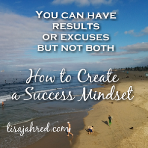 How to Create a Success Mindset