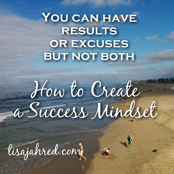 Tips for creating a success mindset
