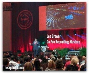 Go Pro Recruiting Mastery Event with Eric Worre