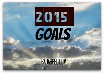 2015 Goals in MLM