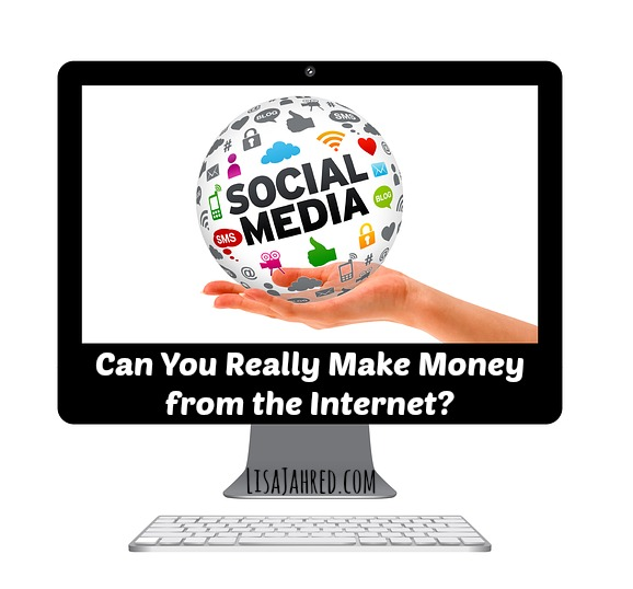 Make money from the Internet