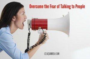 How to Overcome the Fear of Talking to People