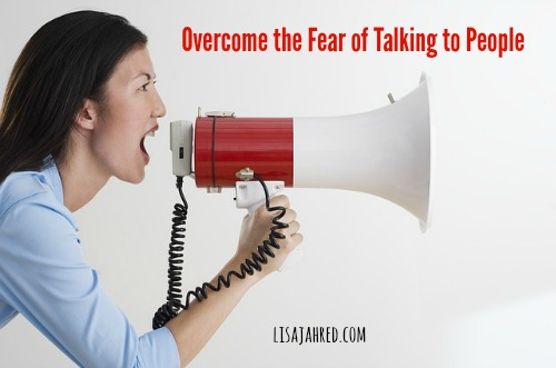 Conquer Your Fear of Talking to People
