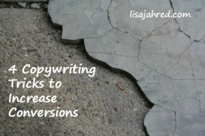 4 Copywriting Tricks to Increase Conversions
