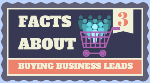 3 Facts about Buying Leads that You Need to Know