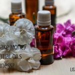 Make money with essential oils