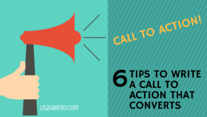 How to Write a Call to Action that Converts