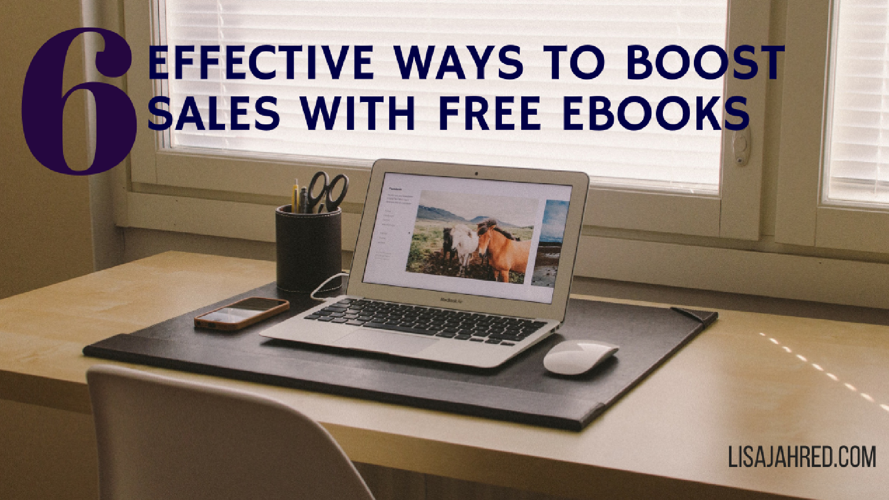 Use PDF eBooks to boost online sales