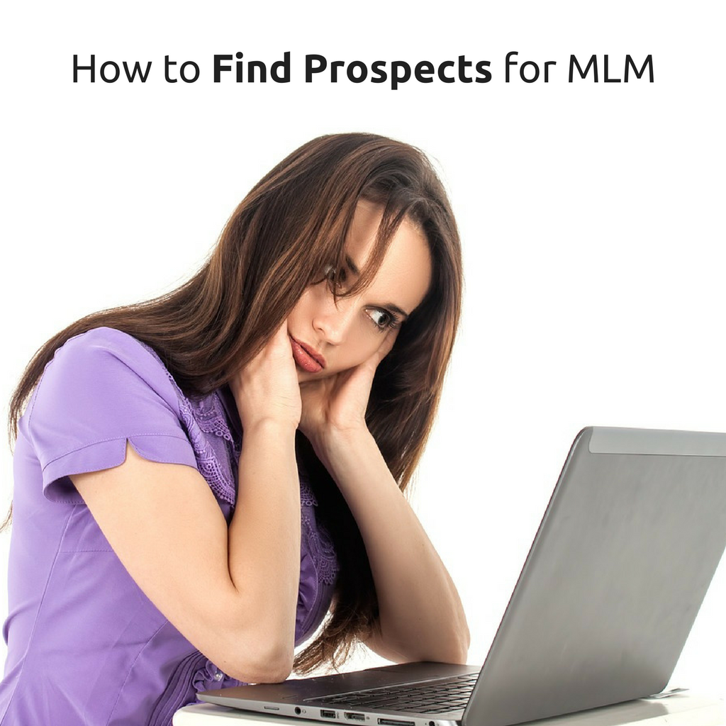 Tips to find people for network marketing prospecting