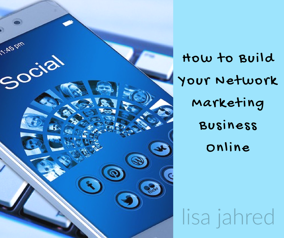 Building your MLM business online
