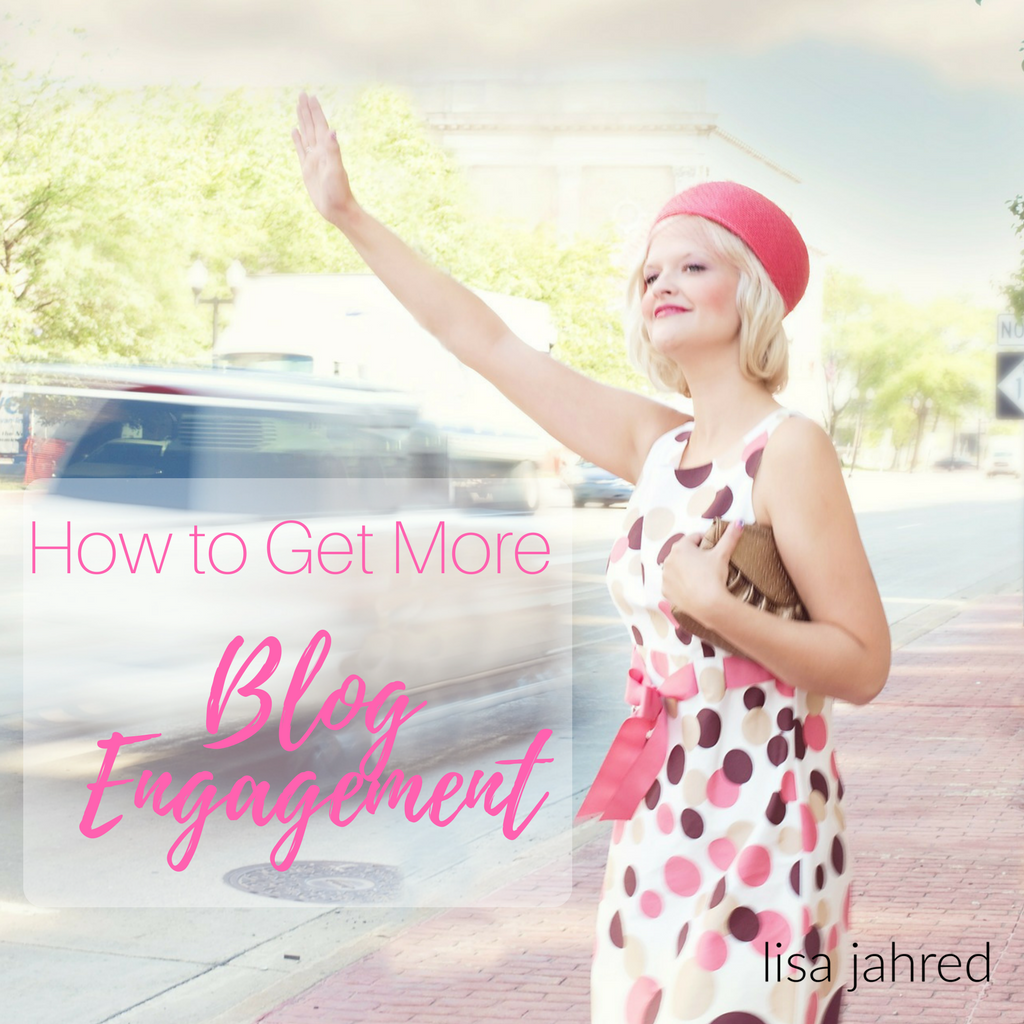 Getting more engagement on your blog