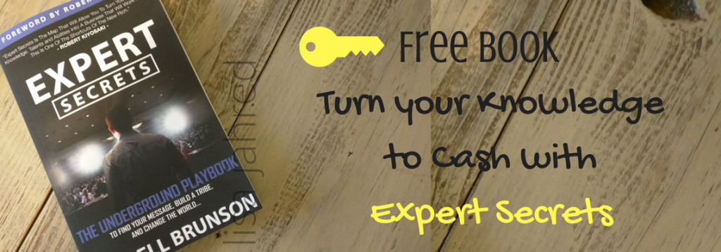 Free book: Expert Secrets