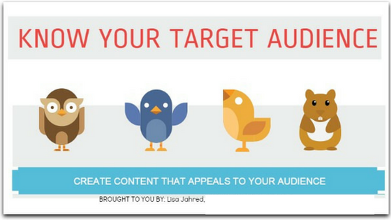 Who is your target market?