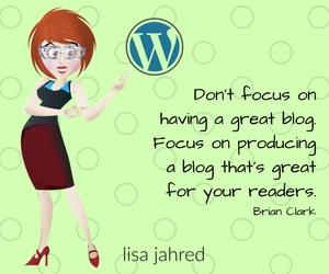 Gorw a successful blog