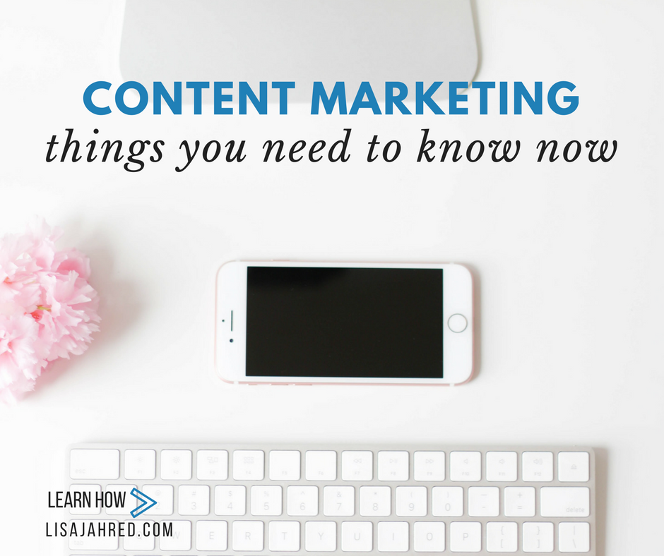 What to know about why content marketing is important