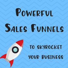 Create sales with clickfunnels